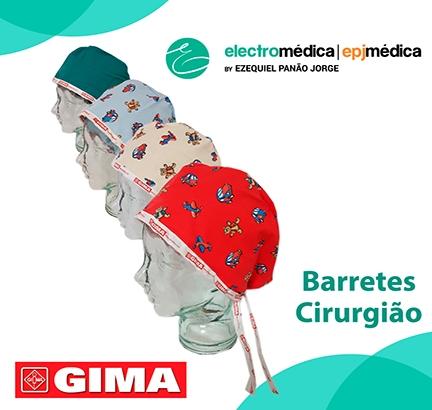 Barretes de Cirurgião GIMA